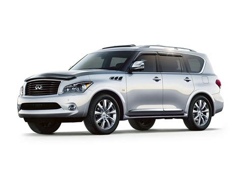 Infiniti Qx80 Photo by 2014 Infiniti Qx80 Price Photos Reviews Features