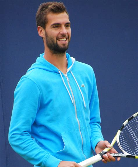 Benoît paire is a french professional tennis player who reached the 1st round of a grand slam event for the first time at the french open in 2010 and has since gone on to make eight appearances at. Benoît Paire - Bio, Net Worth, Tennis, ATP, Ranking ...