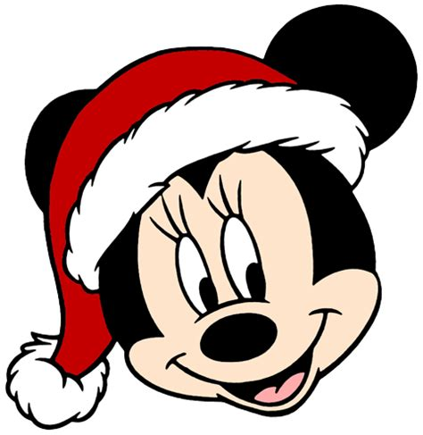 mickey mouse head  christmas clipart clipground