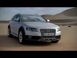 Audi A4 Allroad 2010 : new video audi a4 allroad quattro 2010 youtube ~ Medecine-chirurgie-esthetiques.com Avis de Voitures