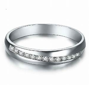 beautiful diamond wedding ring for her in white gold With beautiful wedding rings for her