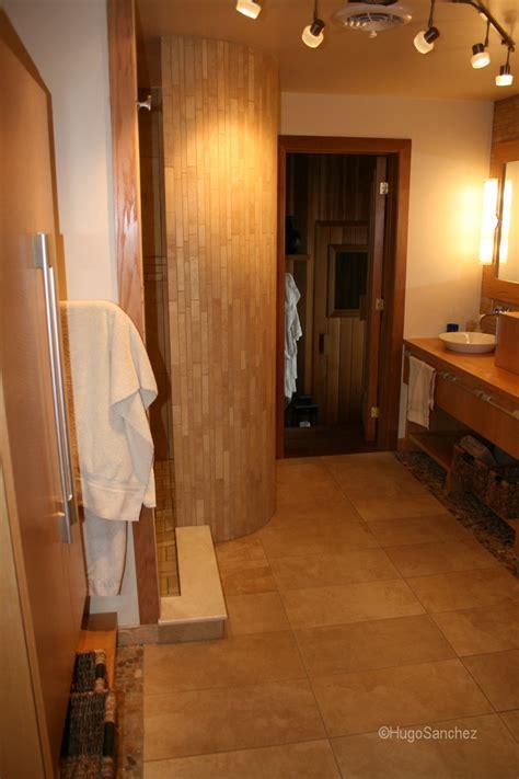 curved shower wall ceramiques hugo sanchez