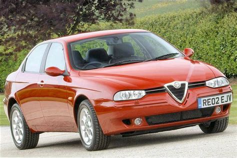 Alfa Romeo 156 (1998  2003) Used Car Review  Car Review