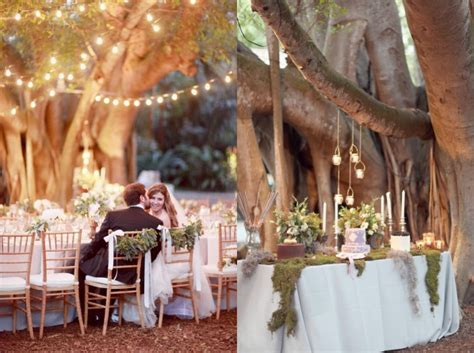 Bohemian Backyard Wedding by Rustic Bohemian Wedding Glitter Inc