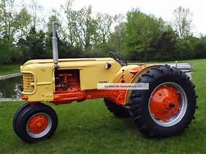 1956 Case Tractor Model 300, 311