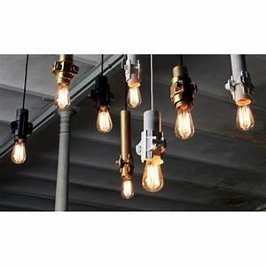 Suspension Style Industriel : suspension design industriel nando de karman ~ Teatrodelosmanantiales.com Idées de Décoration