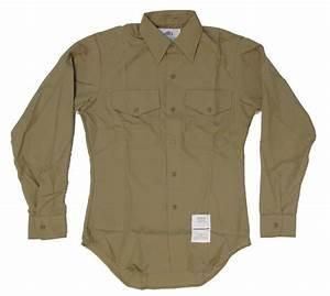 Club T Shirt Design Ideas Men 39 S Military Shirt Khaki U S Navy Long Sleeve Khaki Shirt