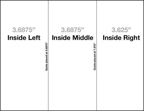 tri fold brochure template  peerpex