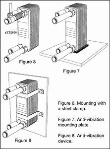 Brazed Heat Exchanger - Installation Manual