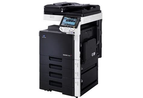 It is a software utility that automatically finds, downloads and installs the right driver for your system. KONICA MINOLTA BIZHUB C203 DRIVER
