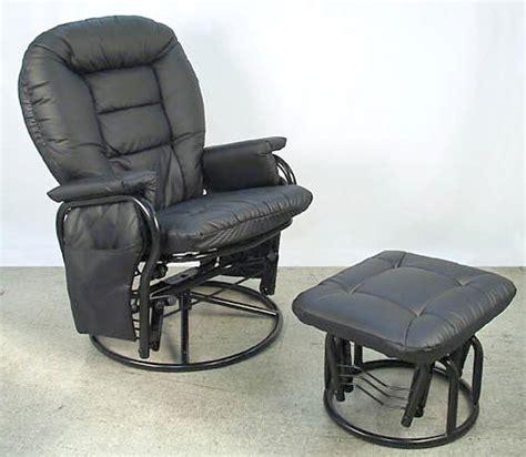 swivel rocker with ottoman giovanni rizzo 360 degrees swivel glider rocker chair