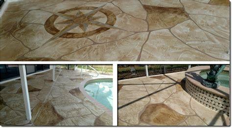 concrete landscape curbing cape coral fl pool deck
