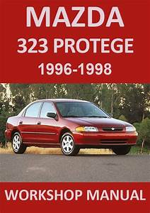 Workshop Manual For Mazda Familia 1996