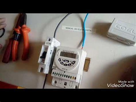 eletricidade como funciona um timer 211 gico doovi