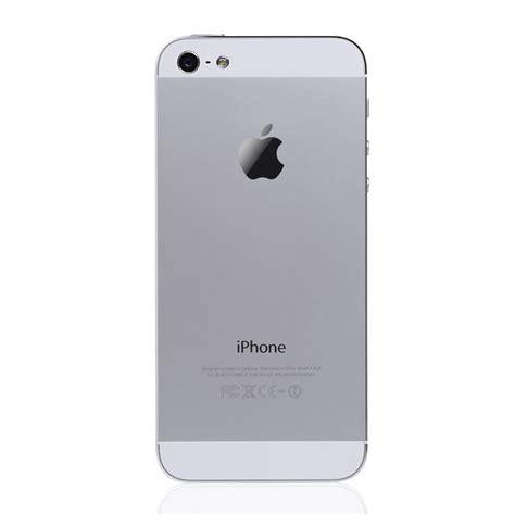 iphone x finanzierung ohne vertrag iphone 5 16gb wei 223 ohne vertrag gebraucht back market