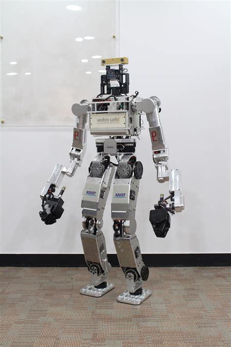 HUBO ready for DARPA's Robotics Challenge trials (w/ Video)