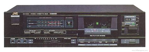 jvc kd v300 manual stereo cassette deck hifi engine