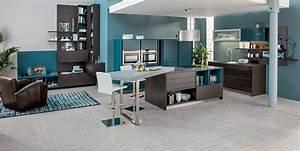 http wwwcuisines schmidtcom blog wp content uploads With bleu turquoise avec quelle couleur 3 quelle couleur choisir pour une cuisine etroite