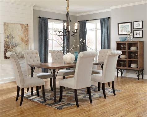 furniture dining room sets d530 25 furniture tripton rectangular dining room