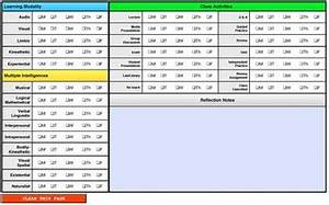 Lesson Plan Pdf Template Best Lesson Plan Template Pdf Fillable Ms Word By