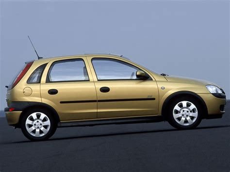 Opel Corsa Mpg by Opel Corsa C 1 6 I Opc 175 Hp Technical Specifications