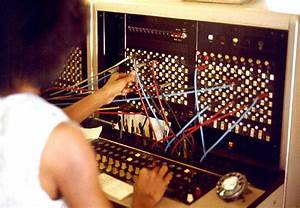 Telephone switchboard - Wikipedia
