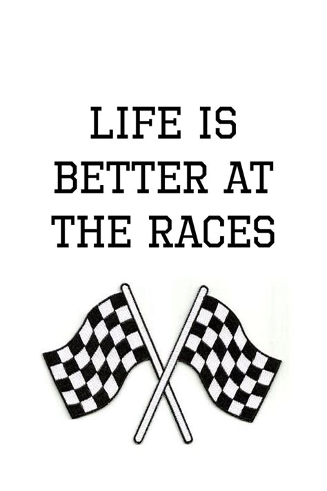 Racing Quotes Quotes About Nascar Racing Quotesgram