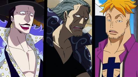 Top 15 Strongest Yonko Commanders In One Piece [2018