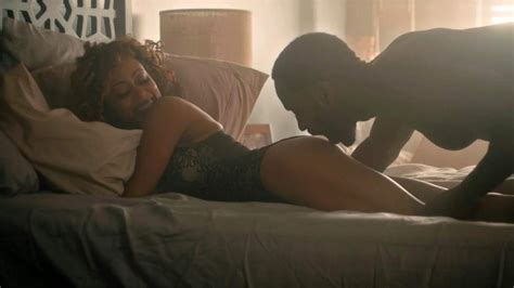 Essence Atkins Sexy Scene From Ambitions Scandal Planet