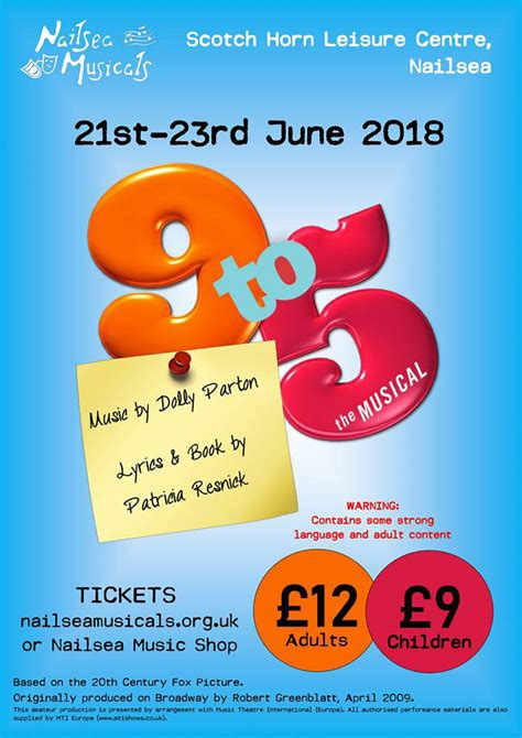 9to5 | Nailsea Town
