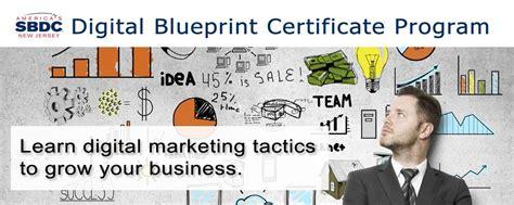 Digital Marketing Certificate Programs by Small Business Development Center At Raritan Valley
