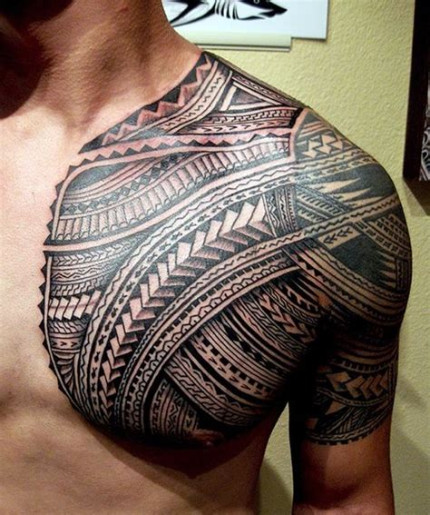 coole männer tattoos 40 cool polynesian designs f 252 r m 228 nner ideen