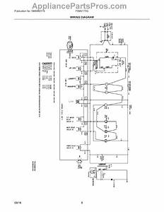 Parts For Electrolux Fgmv175qfa  Wiring Diagram Parts