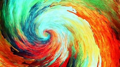 Abstract Hurricane Colorful Wallpapers Desktop Pretty Background