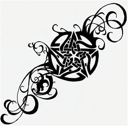 Pentacle Nyx Tattoo Goddess Symbols Symbol Pagan