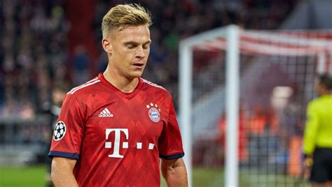Is joshua kimmich a world cup winner? Joshua Kimmich Calls for End to Mistakes Amid Bayern ...