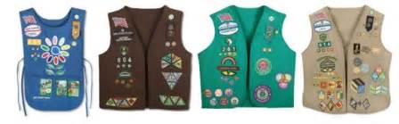 brownie vests join pgma scouts