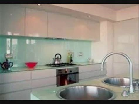 glass kitchen backsplash ideas backpainted glass backsplash for kitchen new york 3784