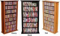 dvd storage racks 464 CD 234 DVD Tower DVD CD Storage Rack Shelf 5 colors | eBay