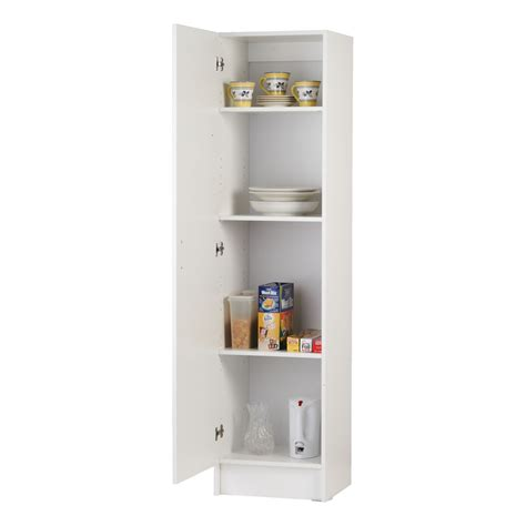kitchen storage nz bedford 450mm white 1 door pantry bunnings warehouse 3161