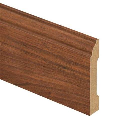 peruvian mahogany zamma peruvian mahogany 9 16 in thick x 3 1 4 in wide x 94 in length laminate base molding