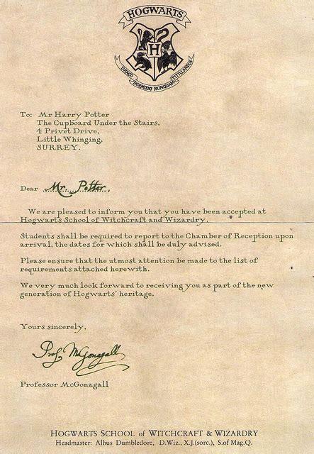 hogwarts acceptance letter  harry potter  heart