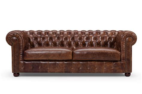 32095 furniture leather original the original chesterfield sofa and