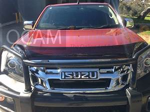 2012 Jeep Grand Cherokee Tinted Lights For Isuzu D Max May 2012 2016 Premium Bonnet Protector Guard