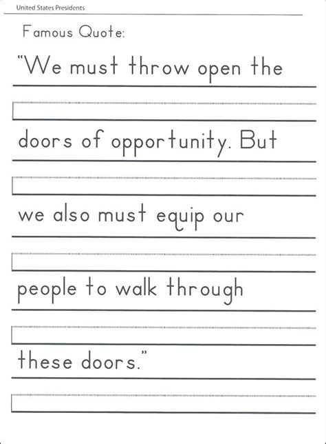 handwriting worksheets adults printable