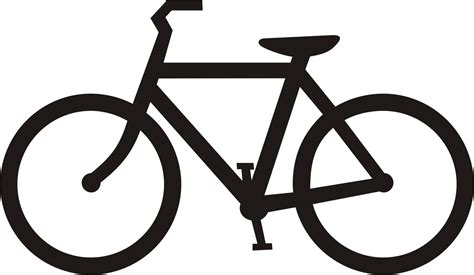 Usdot Highway Sign Bicycle Symbol