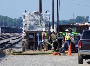 vacuum truck services environmental cleanup services