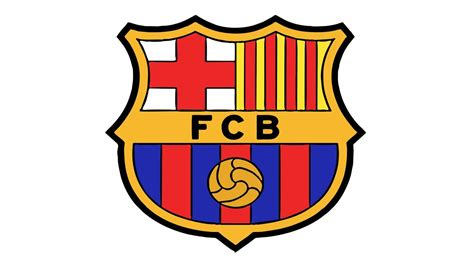 How To Draw The Fc Barcelona Logo (fcb)