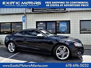 2011 Used Audi S5 2011 Audi S5 Prestige 6 Speed Manual