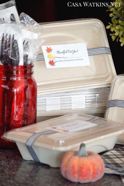 printable thanksgiving leftover labels casa watkins